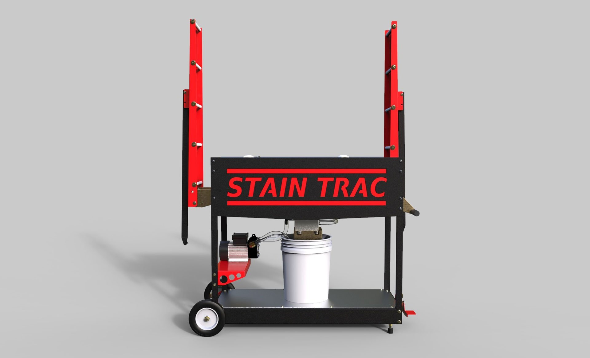 StainTrac Fence Staining System