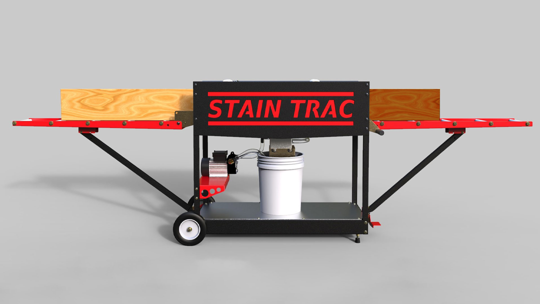 Fence Stain Sprayer: Faster, Cleaner, Better Staining Equipment