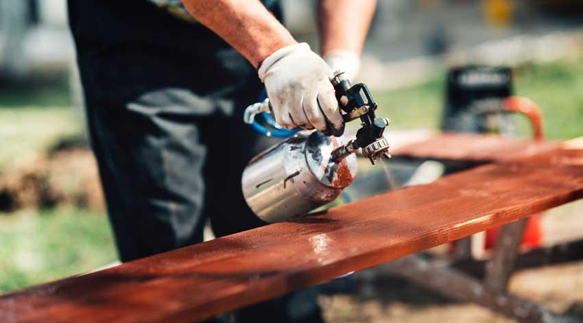 Staining Cedar Boards Before Install